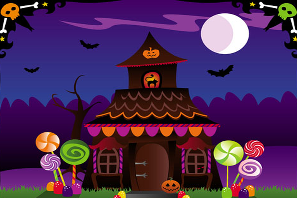 Screenshot Halloween Puzzle Game Free